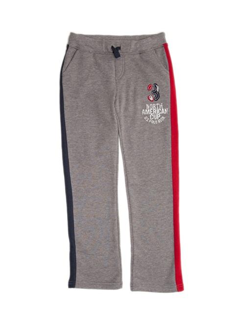 U.S.Polo Assn. Pantolon Gri